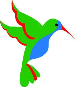 bird clipart - Hummingbird Clipart