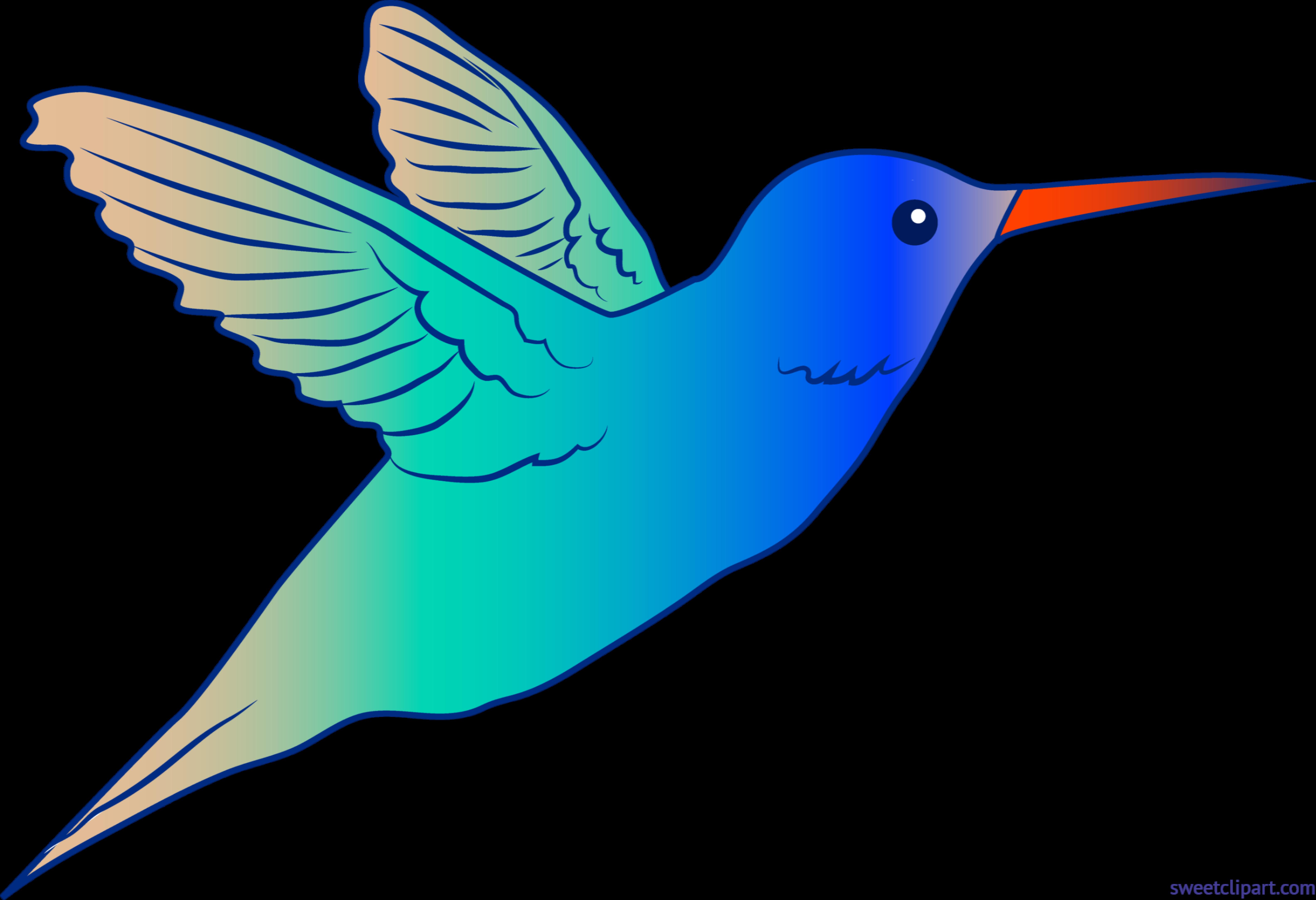 Hummingbird Clip Art - Hummingbird Clipart