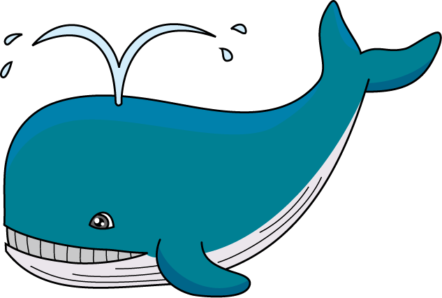 Humpback Whale Clipart - clipartall ...