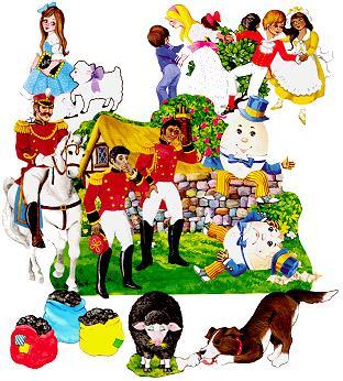 Humpty Dumpty Clipart - clipa - Nursery Rhymes Clipart