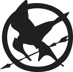 Hunger Games Logo. - Hunger Games Clip Art