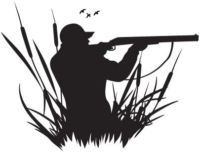 Hunter Clipart-hunter clipart-7
