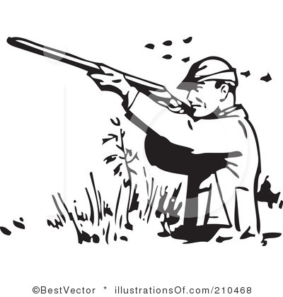 Hunting Clip Art ..-Hunting Clip Art ..-4