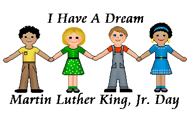 I have a dream MLKJ