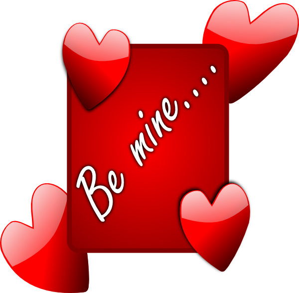 I love you clipart animated .