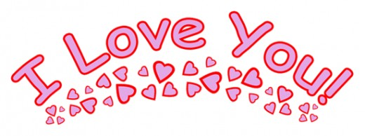 I Love You Clipart - clipartall