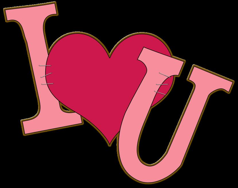 I Love You Clipart Free-I Love You Clipart Free-7