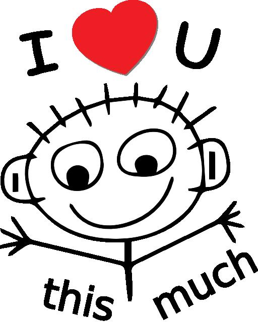 ... I Love You Clipart - clipartall ...-... I Love You Clipart - clipartall ...-1