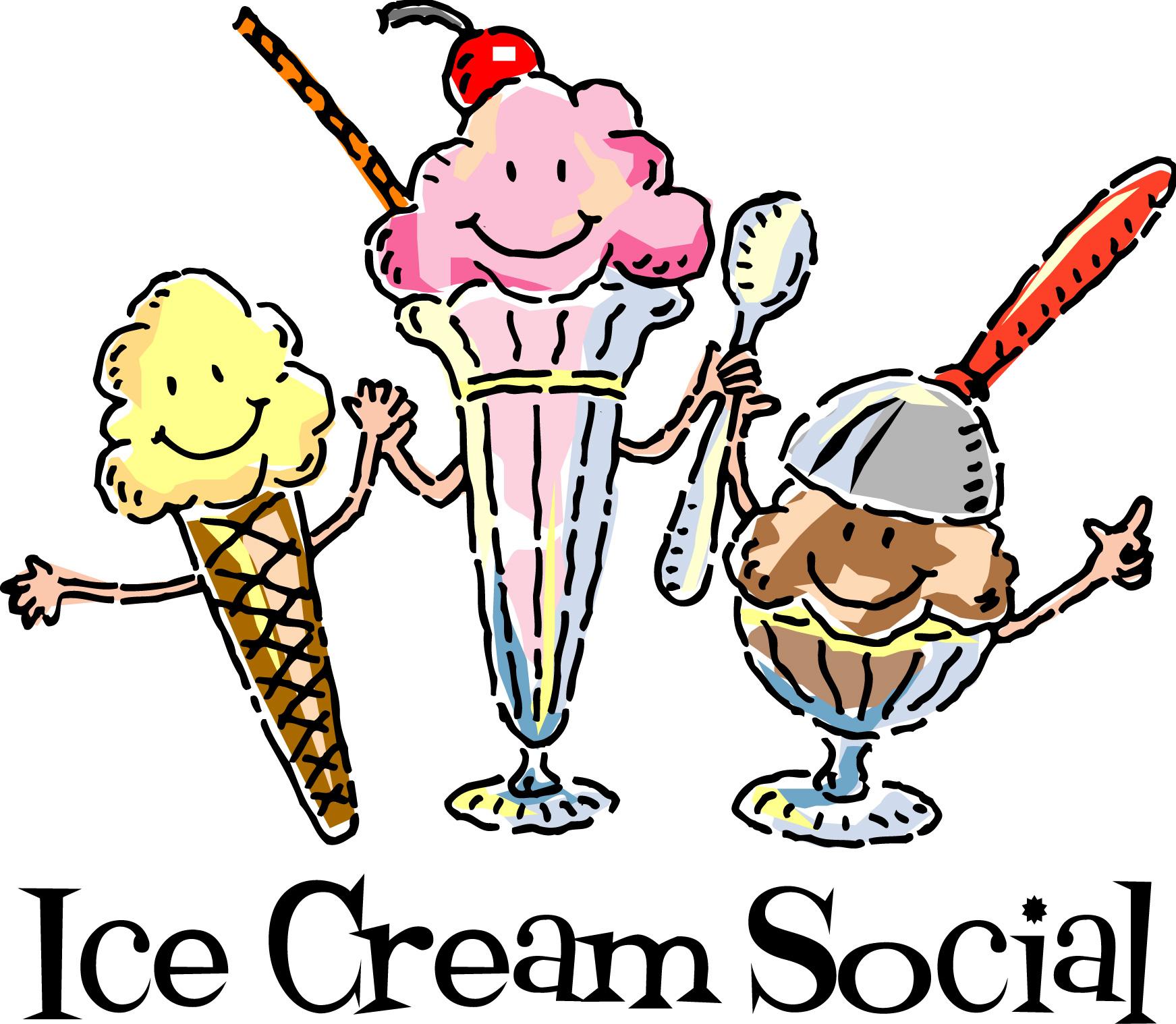 Ice Cream Social Clip Art-ice cream social clip art-5
