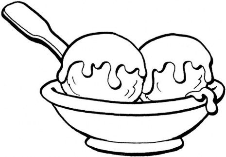 Ice Cream Bowl Clipart-Ice Cream Bowl Clipart-4