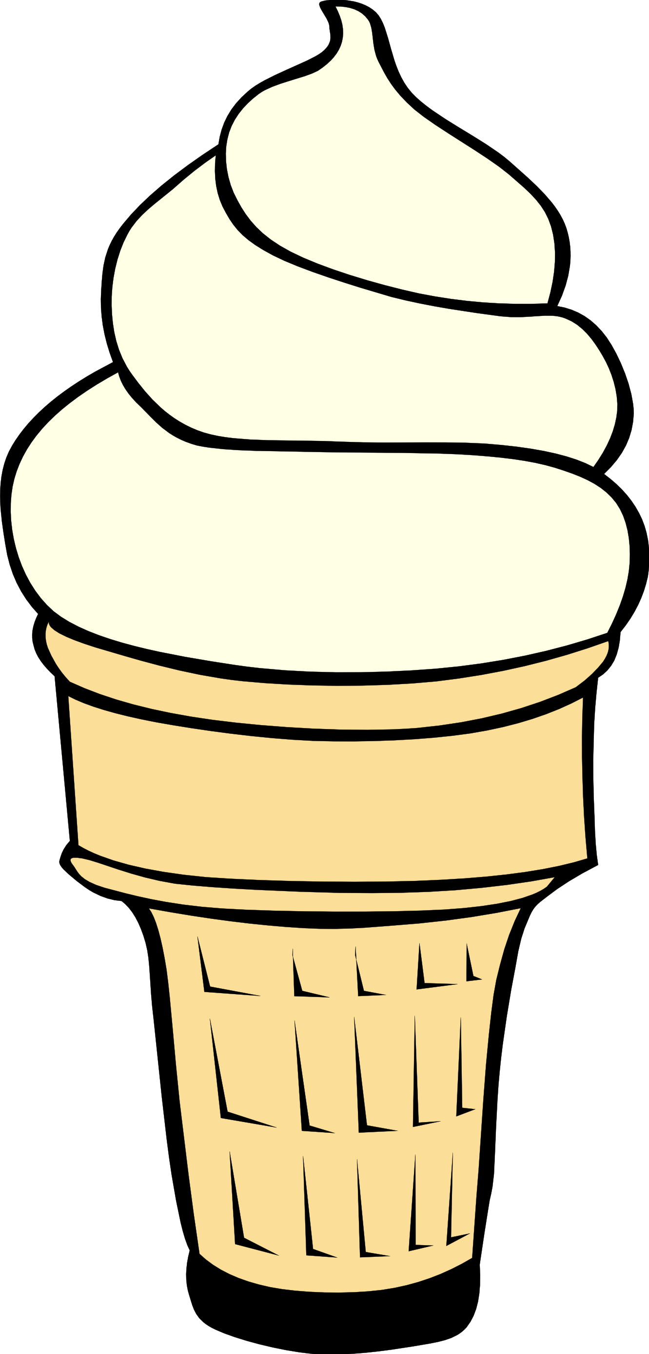 Ice Cream Cone Clipart Clipart Panda Free Clipart Images