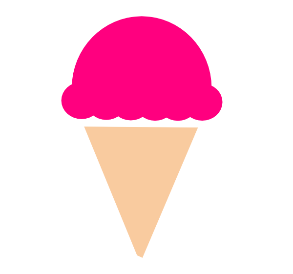 Ice Cream Scoop Template