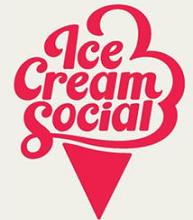 Ice Cream Social Clip Art