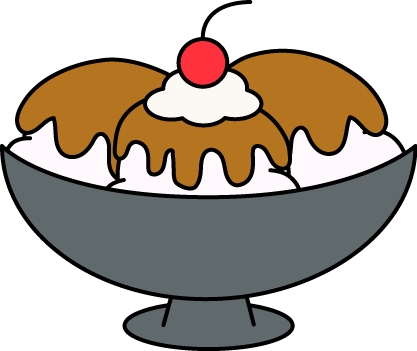 Ice Cream Sundae Clip Art-Ice Cream Sundae Clip Art-14