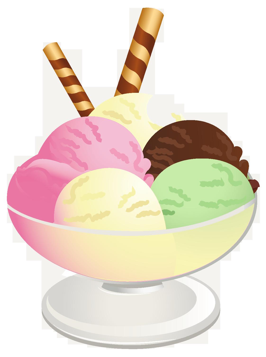 ... Ice Cream Sundae Clip Art - clipartall ...