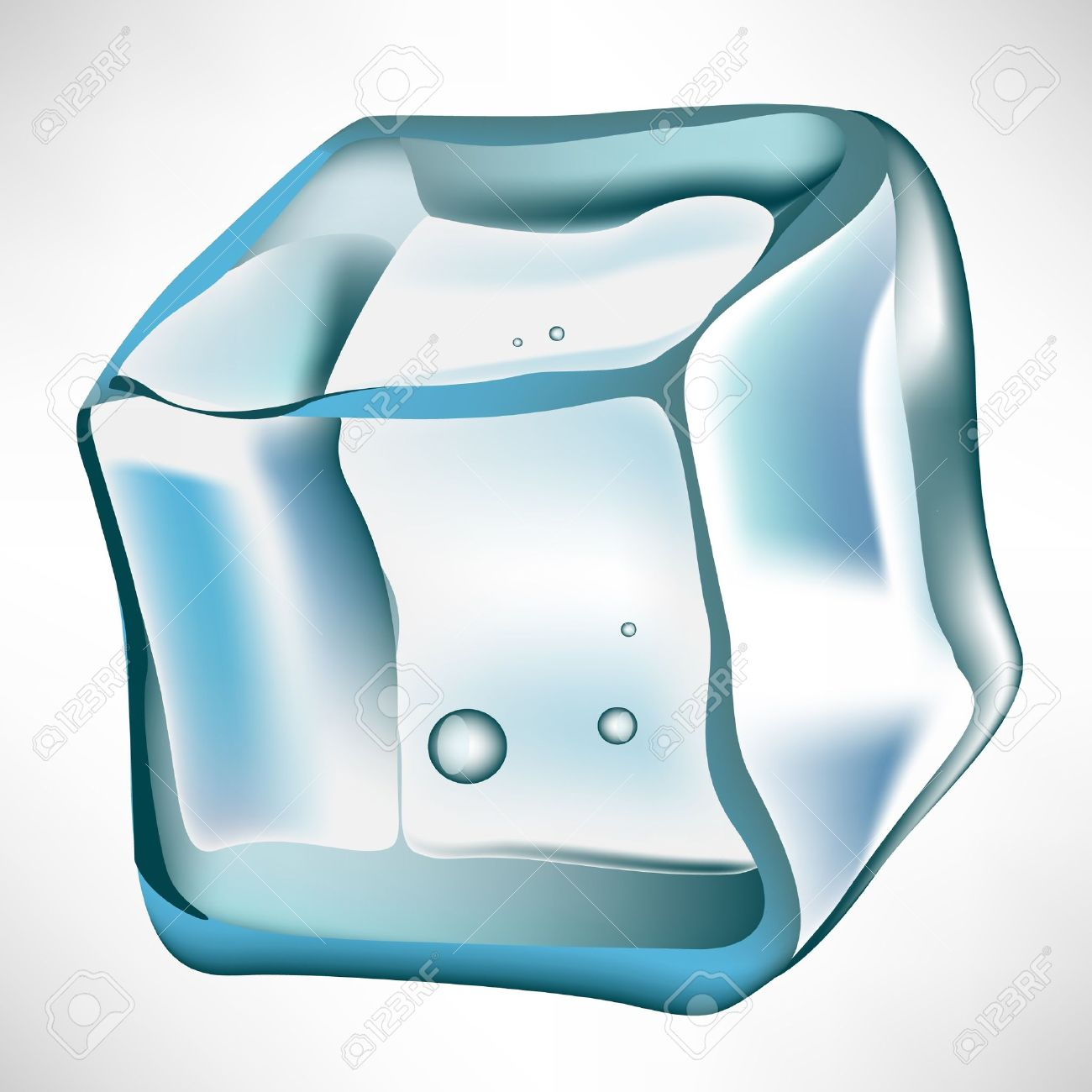 Ice Cube Clipart #1. ice clipart-Ice Cube Clipart #1. ice clipart-8