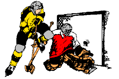 Ice Hockey 4 Clip Art Download