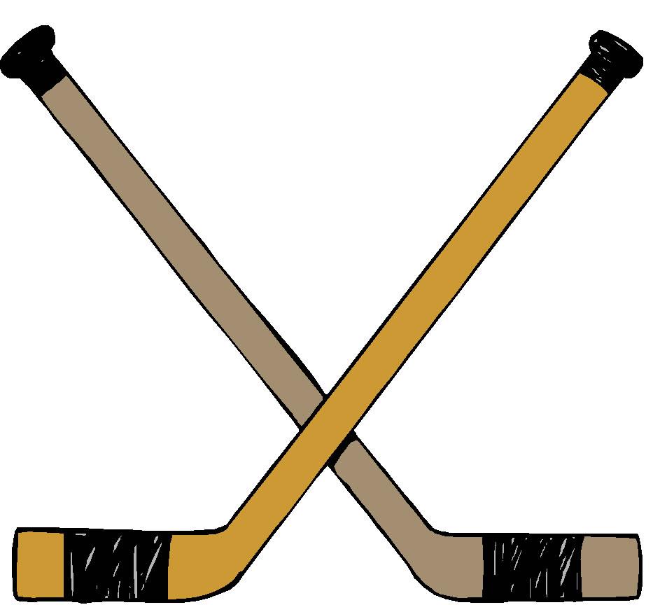 Ice Hockey Clip Art Hocky019 Gif