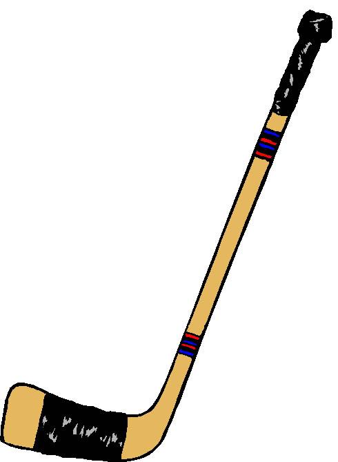 Ice Hockey Clip Art Hocky028 Gif