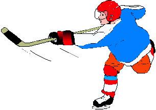Ice hockey clip art shooter 1-Ice hockey clip art shooter 1-8