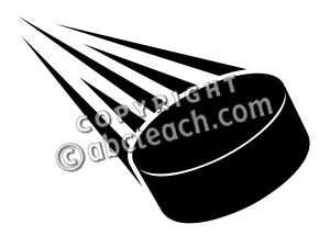Ice Hockey Puck Clipart #1 . - Hockey Puck Clipart