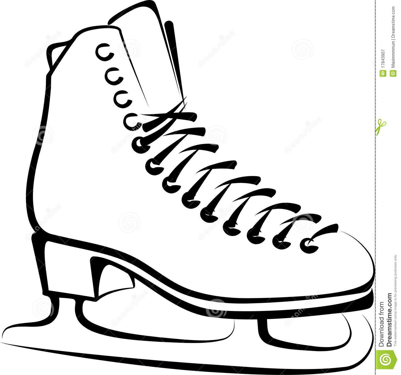 Ice Skate Clip Art Clipart . 2014 Clipartpanda Com About .