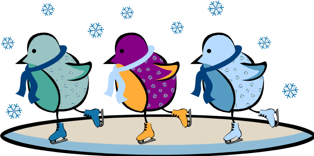 Ice Skating Clipart Clipart Best