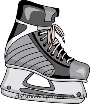 Ice Skating Clipart . Ice_skates_411B.jp-Ice Skating Clipart . ice_skates_411B.jpg-6
