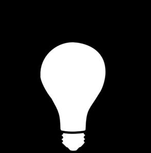 Idea Light Bulb Clip Art