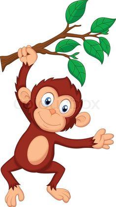 ideas about Cartoon Monkey .