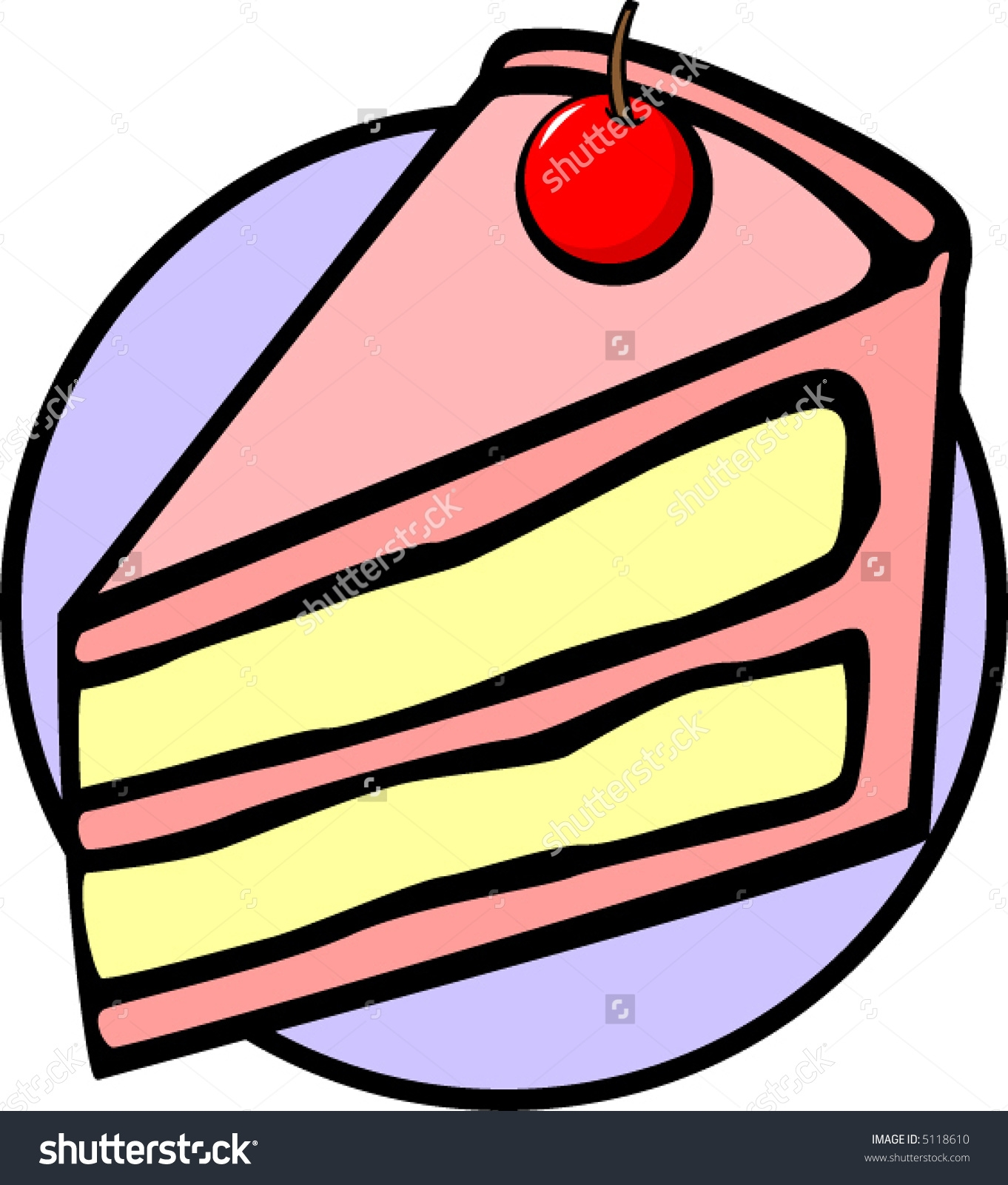 Idiom Piece of Cake Clip Art-Idiom Piece of Cake Clip Art-11