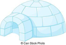 . ClipartLook.com Igloo - Winter house built of snow