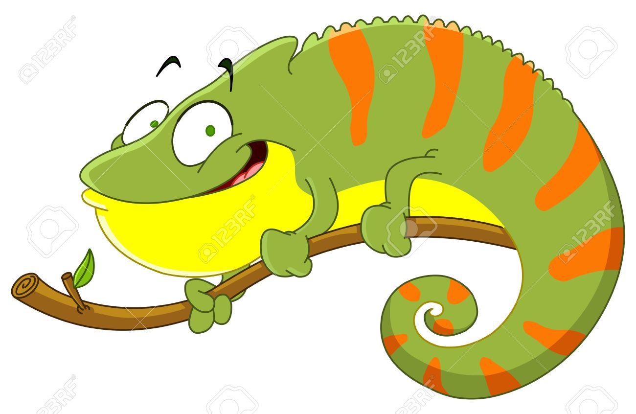 Iguana Clipart #14008-Iguana Clipart #14008-15