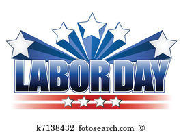 Illustrated labor day text design-Illustrated labor day text design-13
