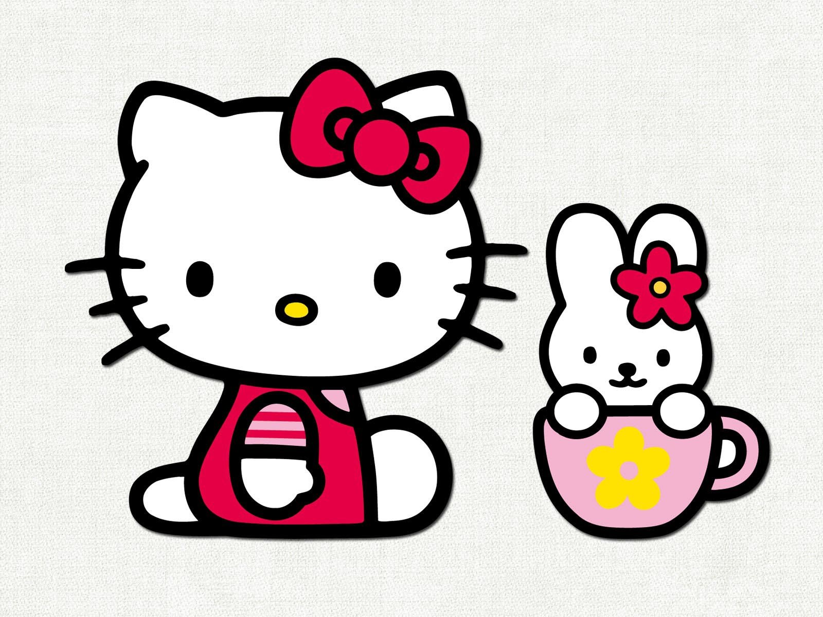 Im genes De Hello Kitty - Clipart library
