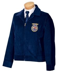 Im proud to own a FFA jacket.