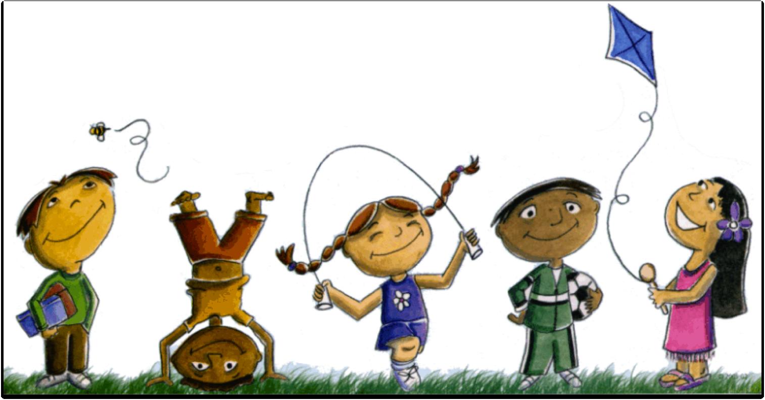Image Children Playing Clip Art-Image children playing clip art-13