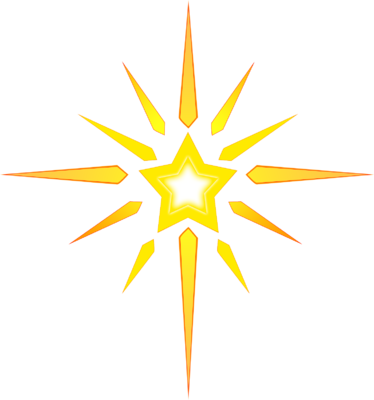 Image Christmas Star Christmas Clip Art Christart Com