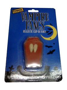 Image Is Loading Vampire-Fangs-Custom-Ca-Image is loading Vampire-Fangs-Custom-Caps-Dracula-clip-in-Teeth--10