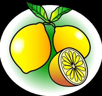 Image Lemon Food Clip Art Christart Com
