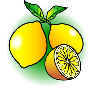 Image lemon food clip art christart