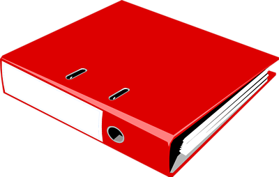Image of Binder Clipart Binder Clipart
