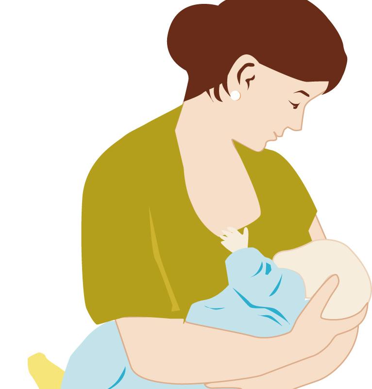 Image of Breastfeeding Clipart Breastfeeding Clip Art