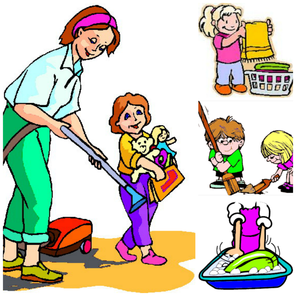 Image Of Chore Chart Clipart Chores Clip-Image of Chore Chart Clipart Chores Clipart-18