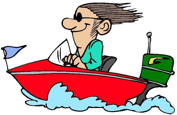 Image of clipart boat 3 funny boat clipart free clip art