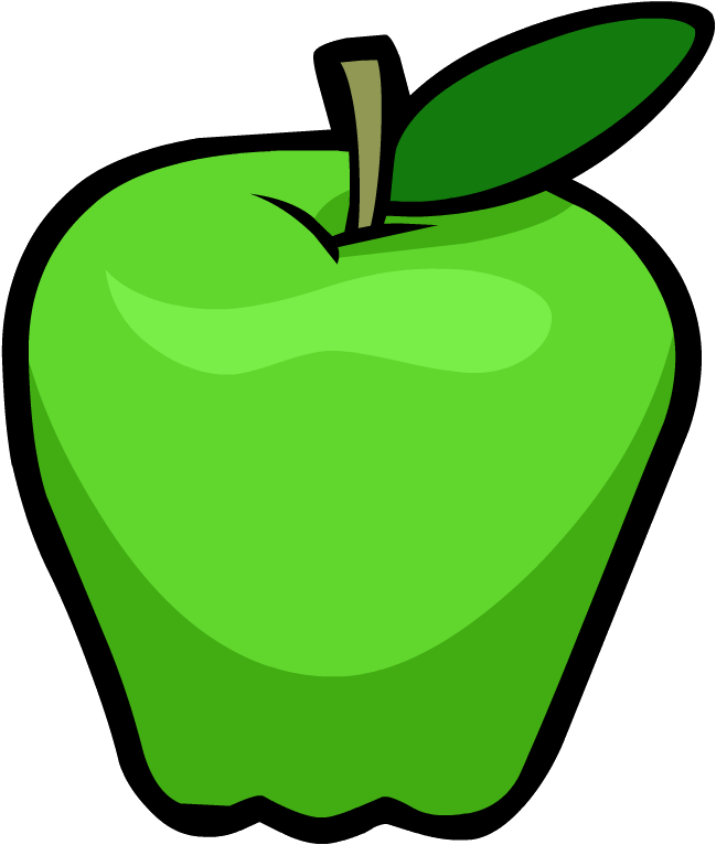 Image Smoothie Smash Green Apple Png Club Penguin Wiki The Free