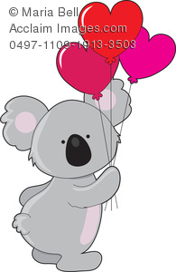 image tag: koala bear