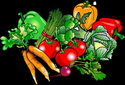 Image vegetables food clip art christart
