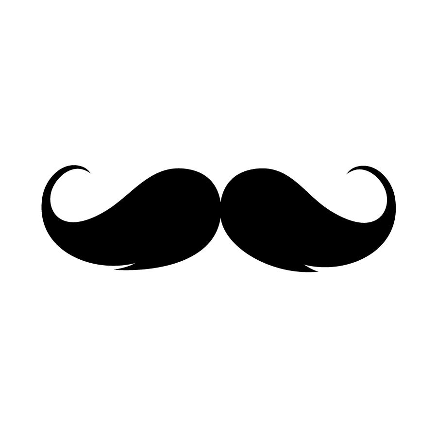 Images For u0026amp;gt; Handlebar Mustache Clip Art Free