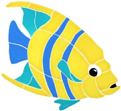Images For Angelfish Clipart. Tile Mosai-Images For Angelfish Clipart. Tile Mosaics-15